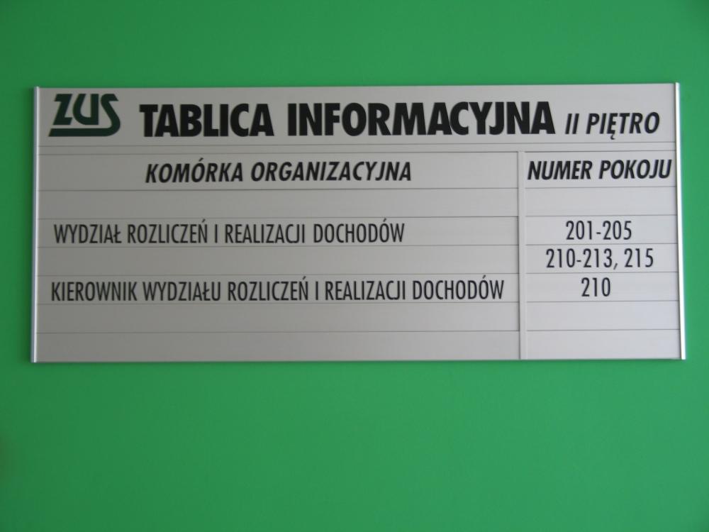 Tablica informacyjna systemowa (3)