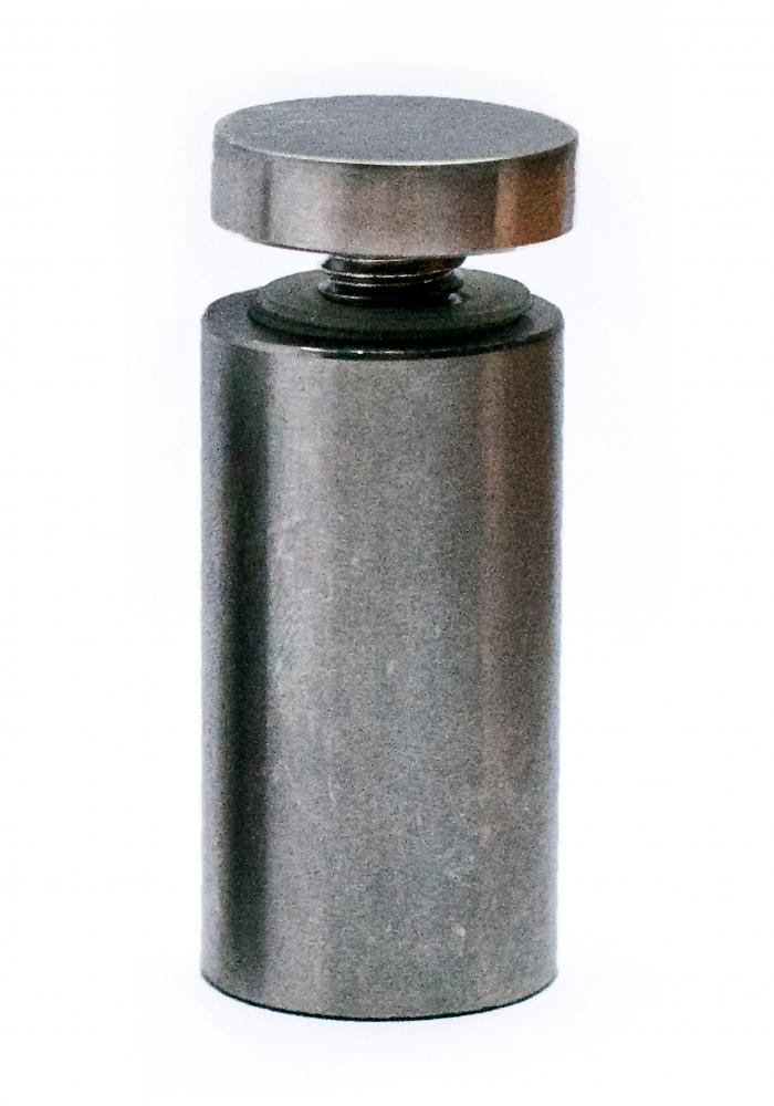 Dystans montażowy 19x40 mm satynowy